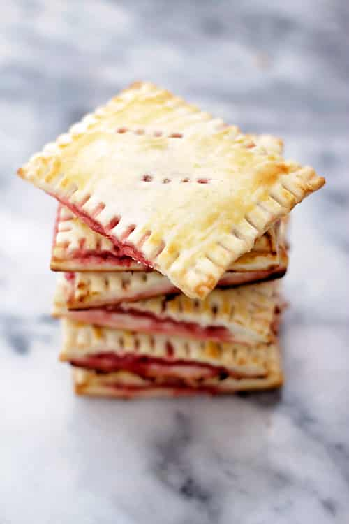 Homemade Pop Tarts- these pop-tarts are pretty easy to make and MUCH better than store bought pop-tarts! │ bbritnell.com