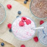 Chia Seed Pudding- 4 different ways