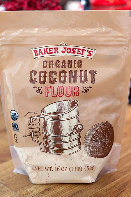 Trader Joes Organic coconut flour