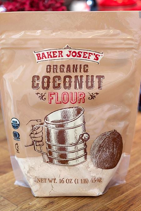 Trader Joes Organic coconut flour