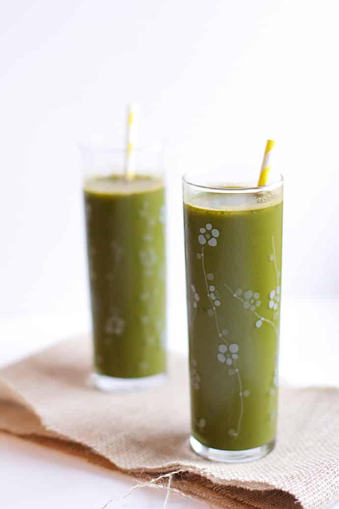 My Favorite Green Juice Recipe | Food with Feeling