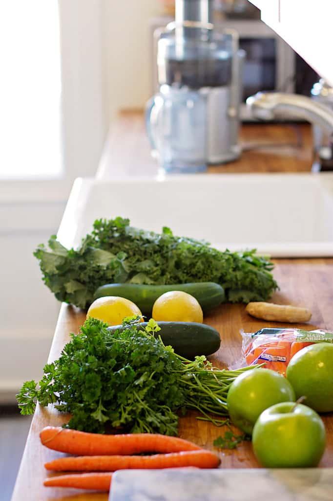 green juice ingredients