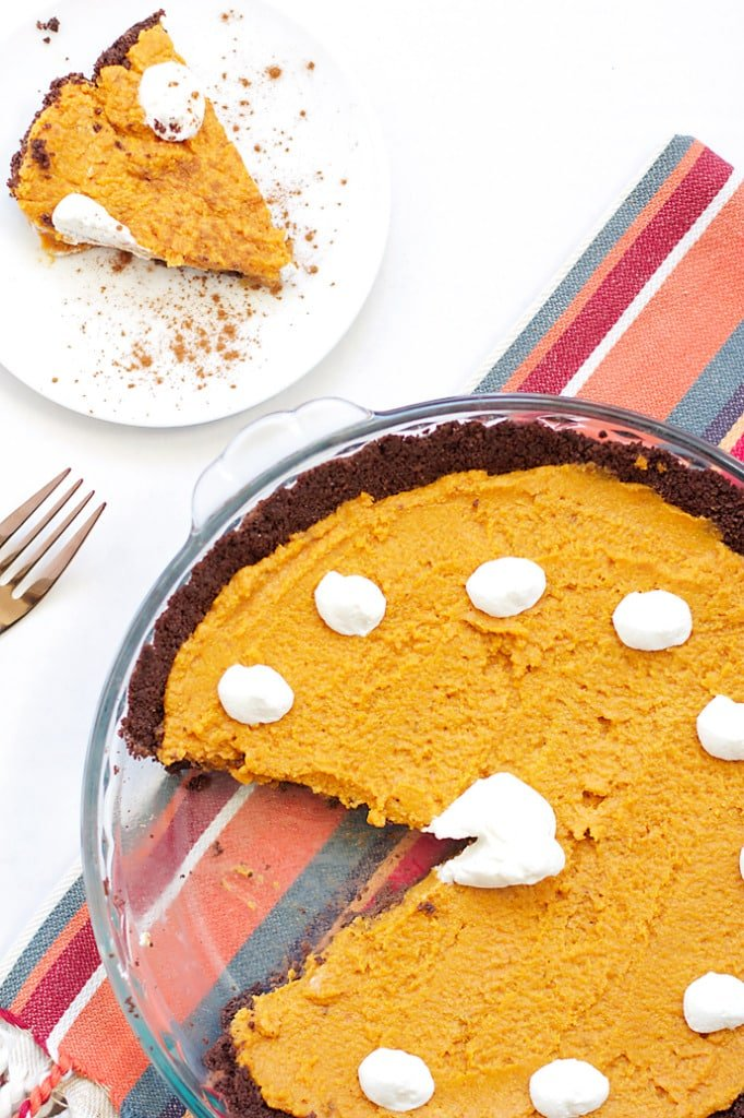No-Bake-Pumpkin-Pie-6