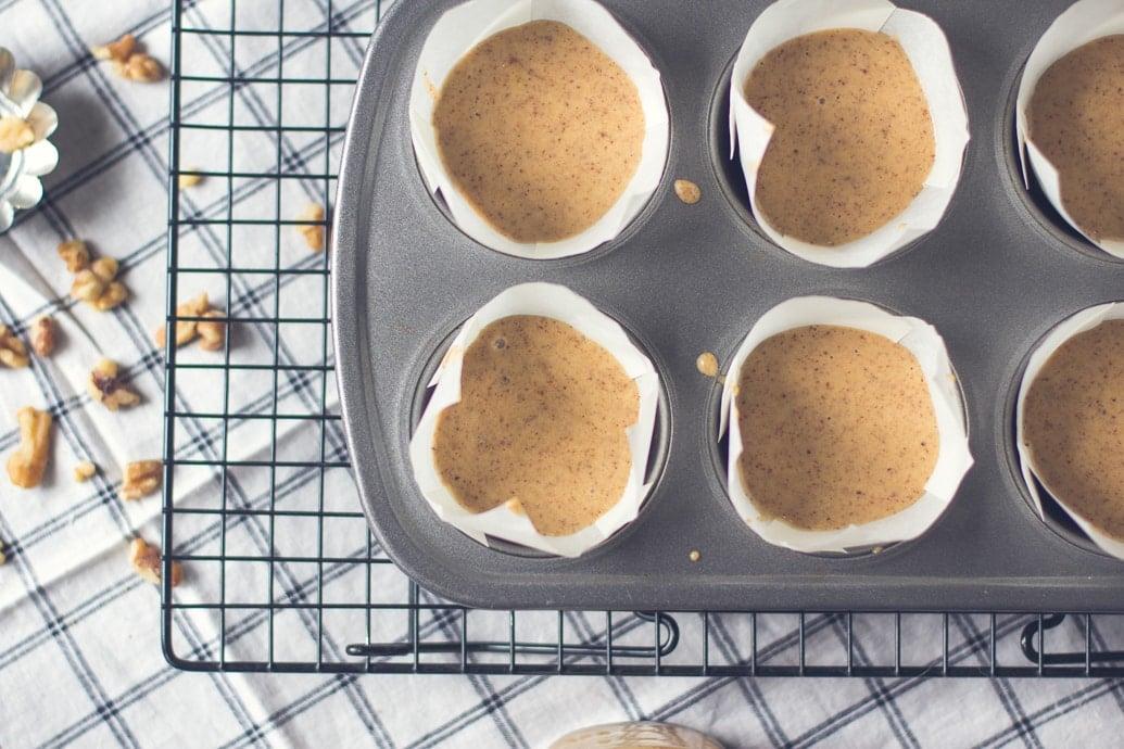 Gluten Free Banana Nut Muffins 11