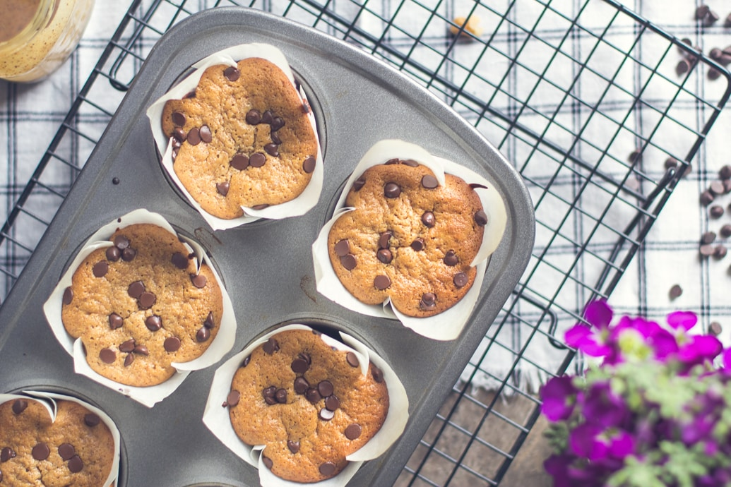 Gluten Free Banana Nut Muffins 13