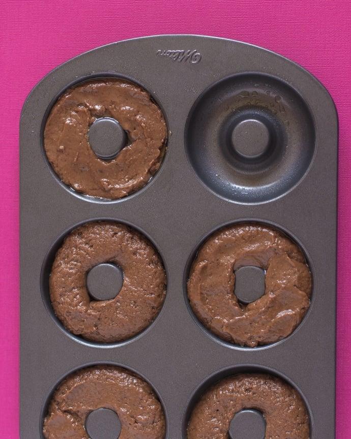Vegan Protein Donuts-16