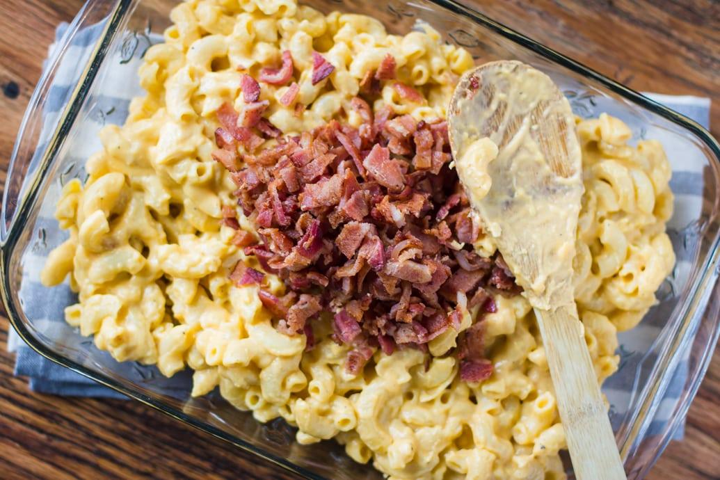 Bacon Mac n Cheese-10