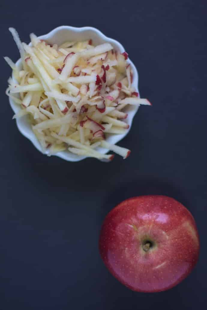 apple cinnamon muffins vegan-11