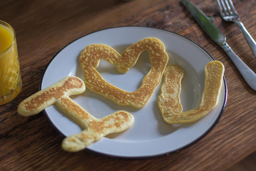 valentine's day breakfast-2