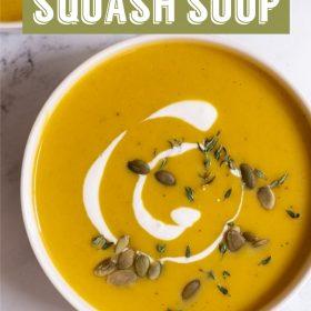 Sopa Vegan De Abóbora Butternut | Comida com sentimento 3