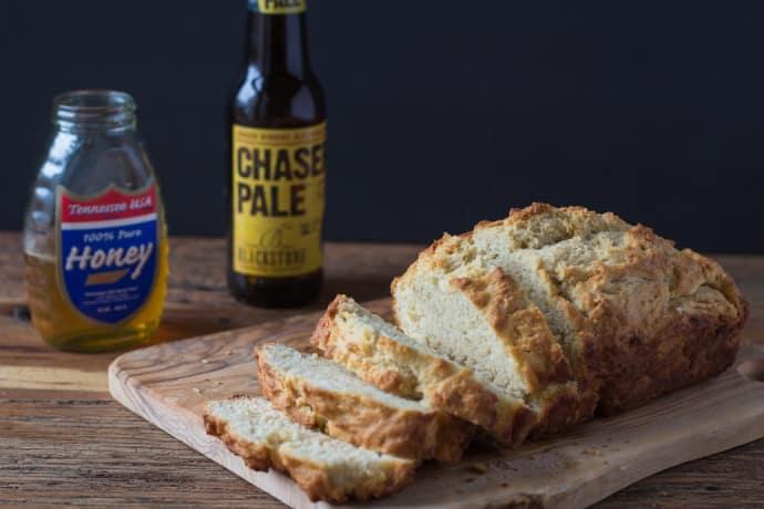 Honey Beer Bread-20