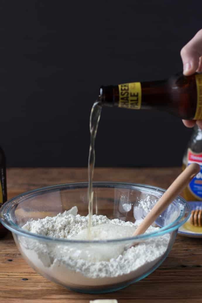 Honey Beer Bread-6