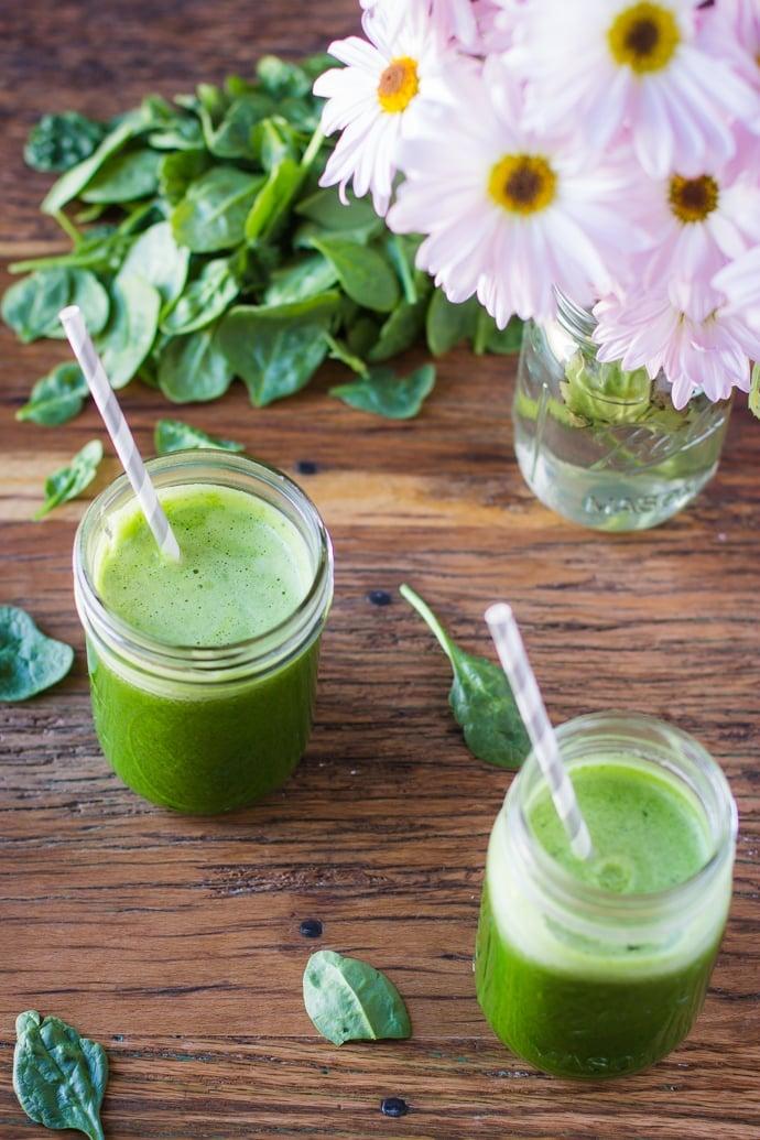 Cucumber Apple Juice-12