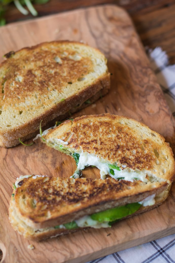 pesto grilled cheese-6