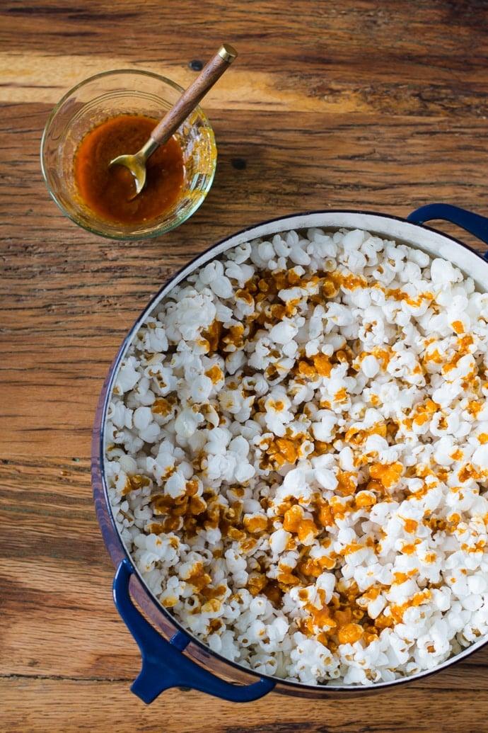 Sriracha Popcorn-5