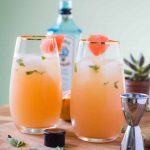 Grapefruit Cocktail + the Celebrate Southern Soiree Linkup!