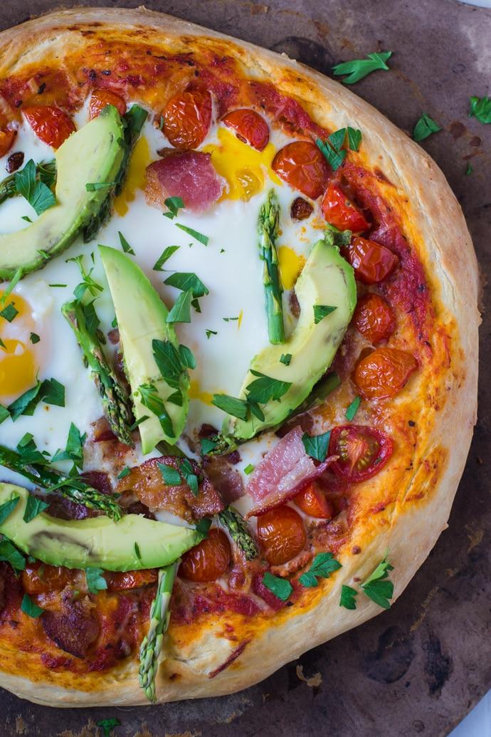 breakfast pizza-10