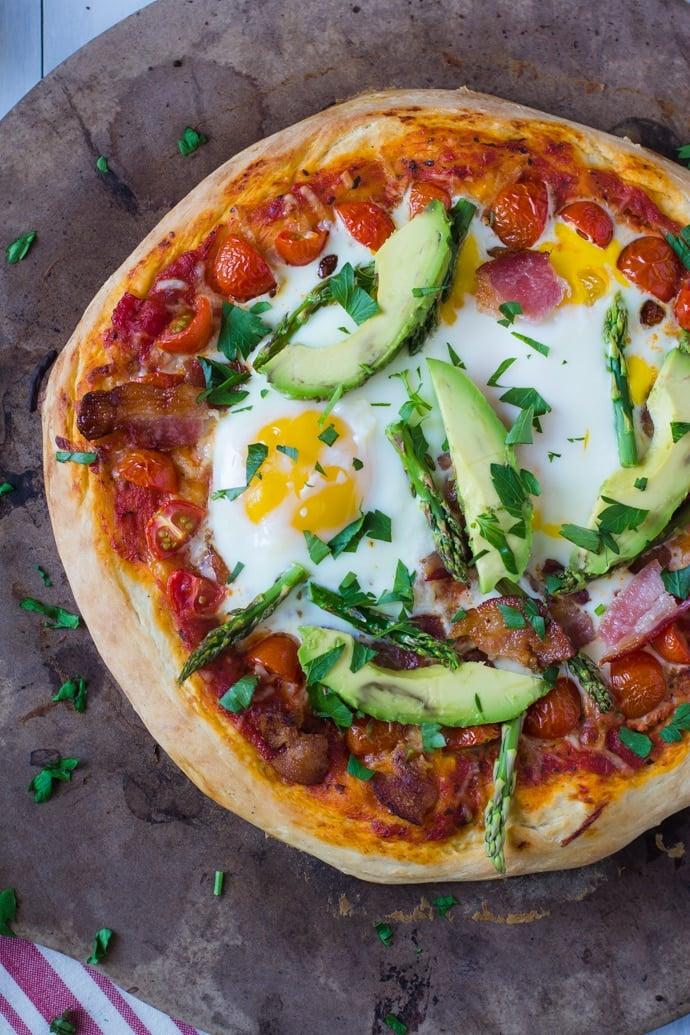 breakfast pizza-9