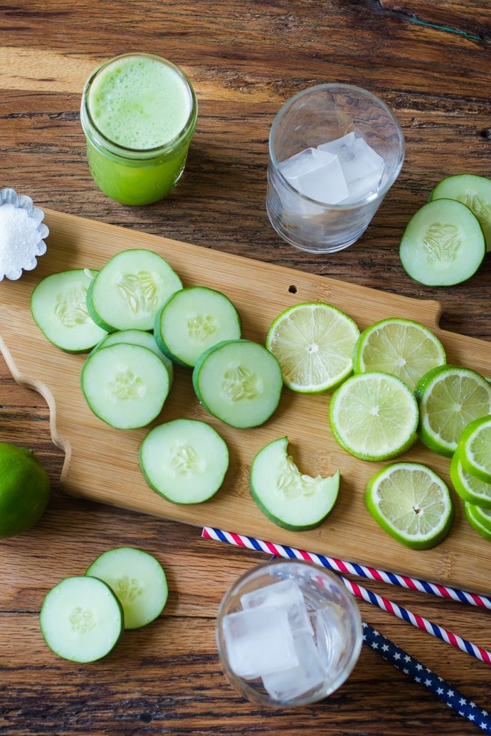 cucumber lime tequila margarita-2