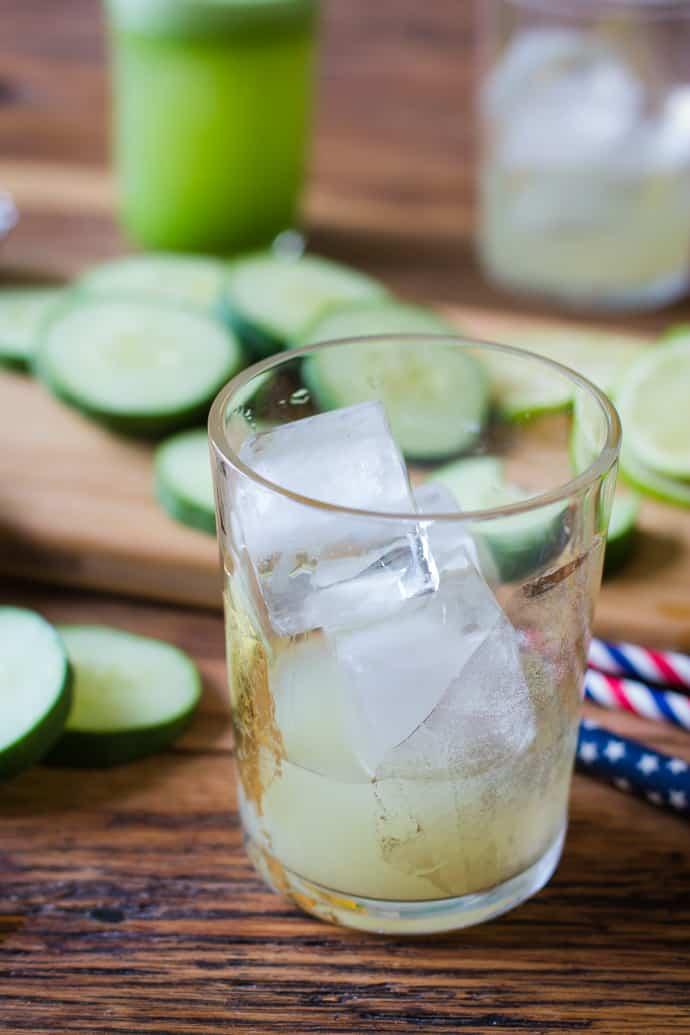 cucumber lime tequila margarita-3