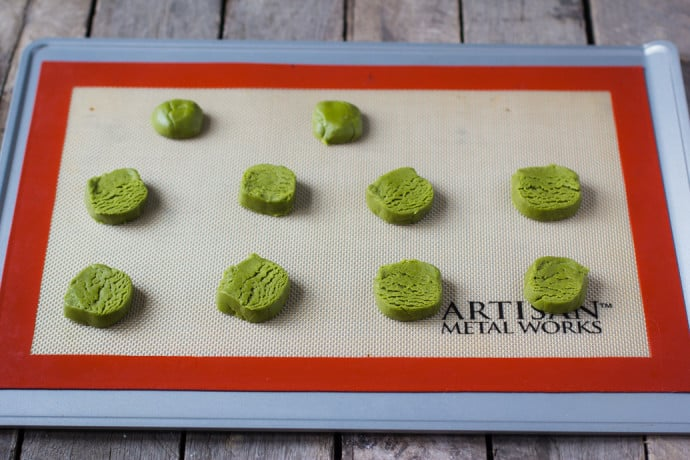 matcha cookies-10