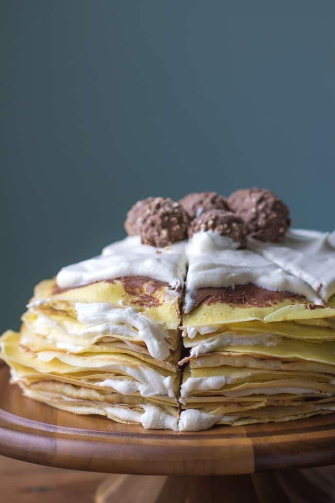 Baileys Crepe Cake-10