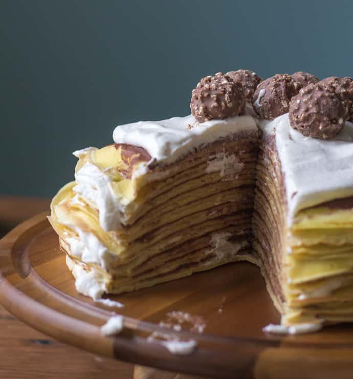 Baileys Crepe Cake-11
