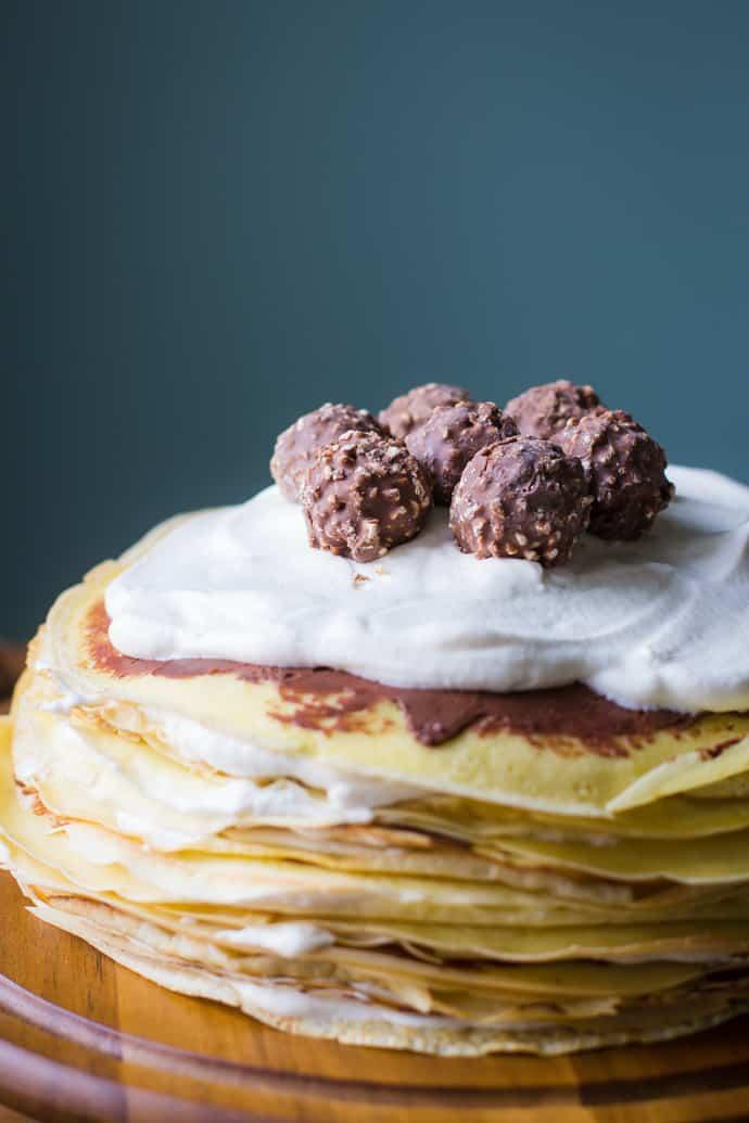Baileys Crepe Cake-8