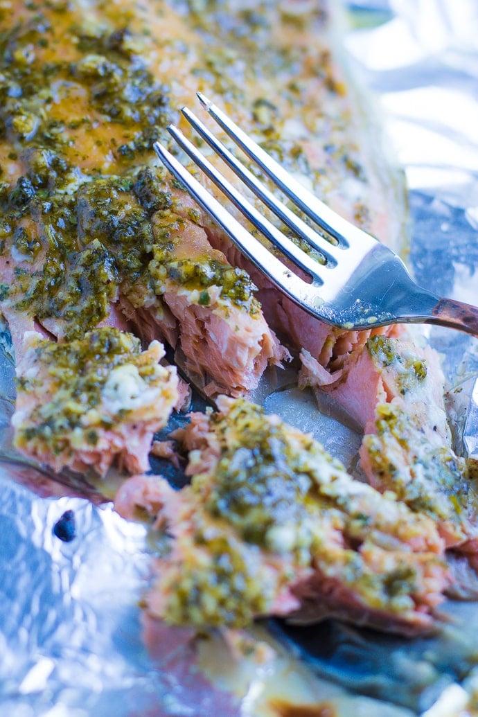 cilantro lime salmon-6