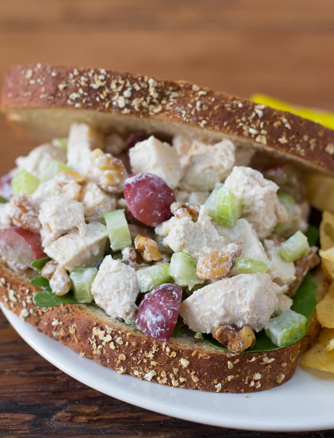 greek yogurt chicken salad-10