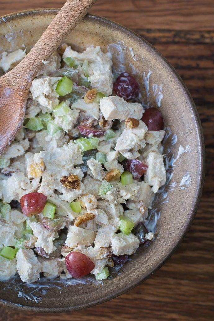greek yogurt chicken salad-6