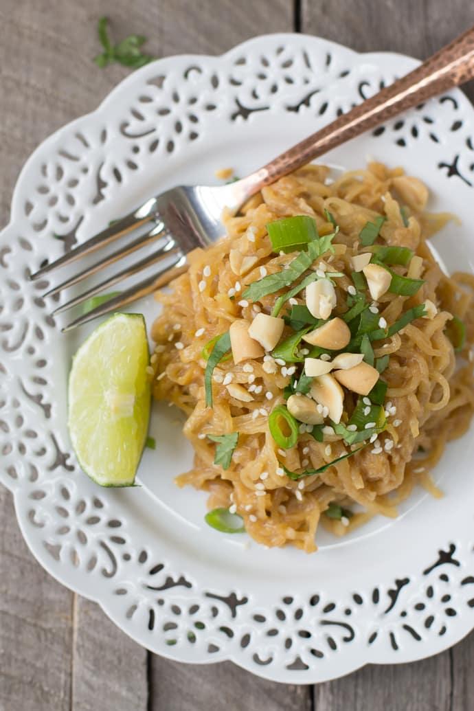 spaghetti squash soy-peanut noodles-15