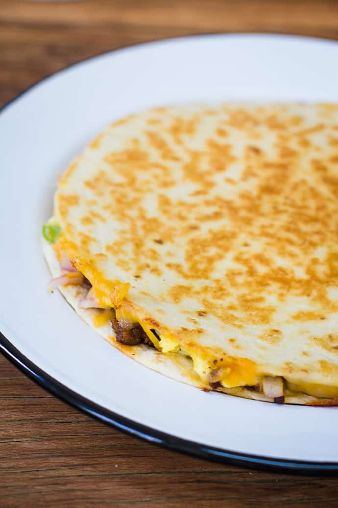 breakfast quesadilla-10