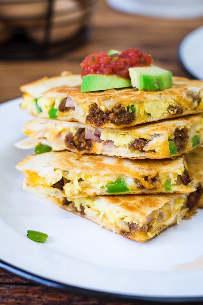 breakfast quesadilla-13