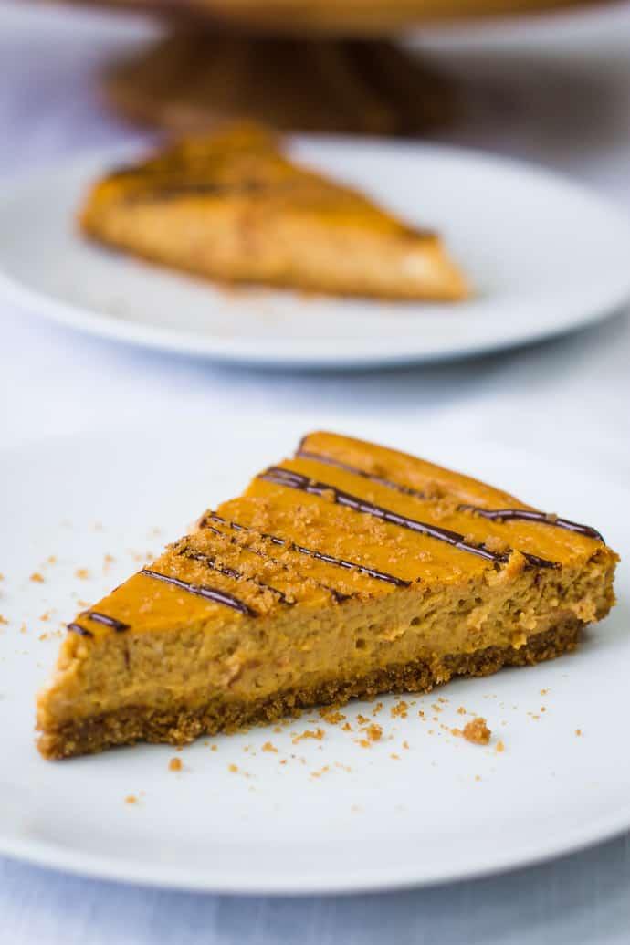 pumpkin cheesecake-10