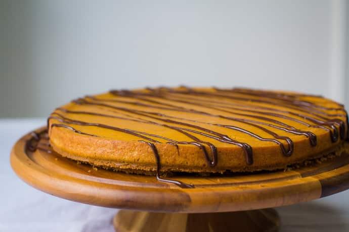 pumpkin cheesecake-8