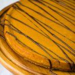 Pumpkin Cheesecake + GBBO wk 4 + LLAMAS!!