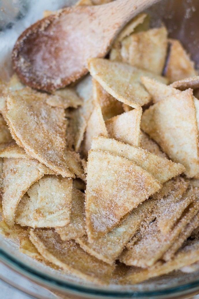 dessert chips