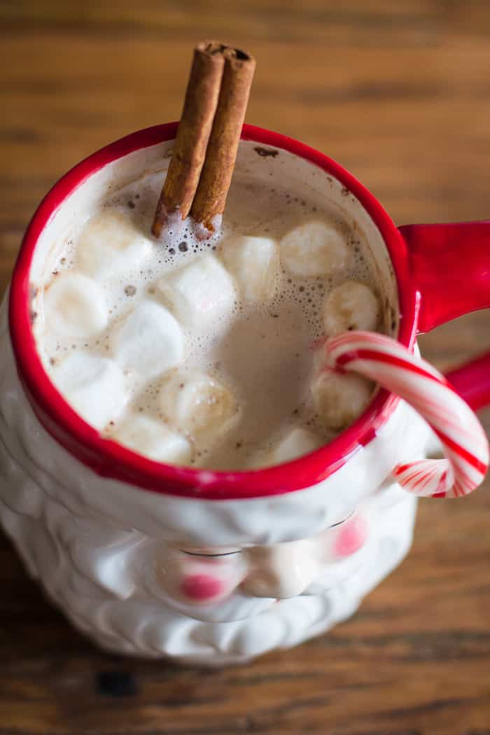 how to make homemade hot chocolate powder