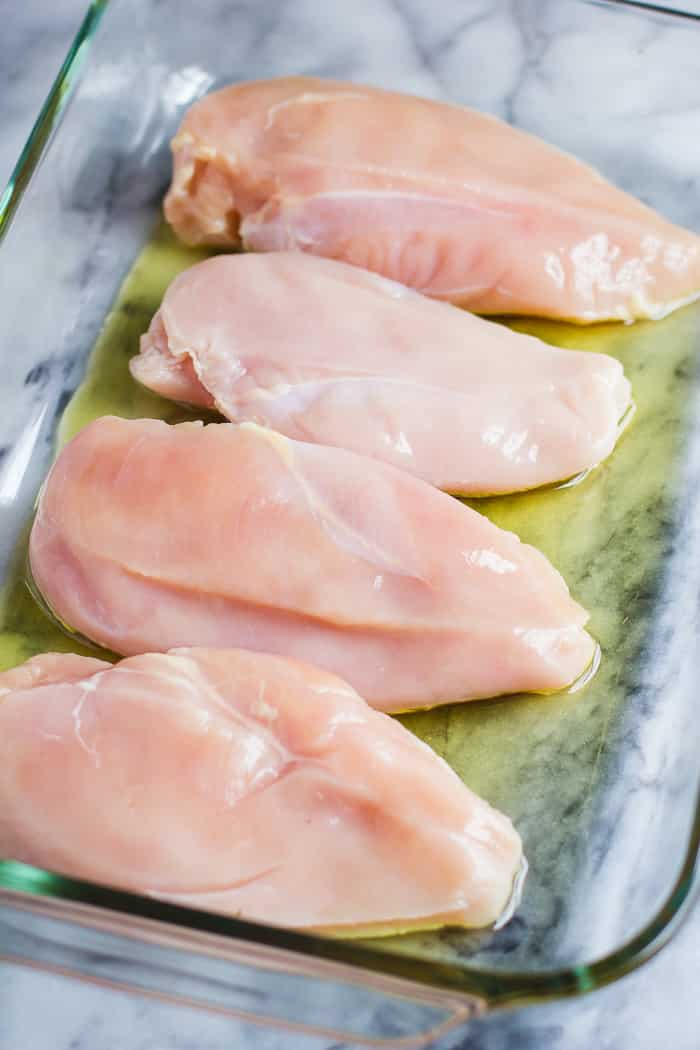 how to properly cook chicken breast