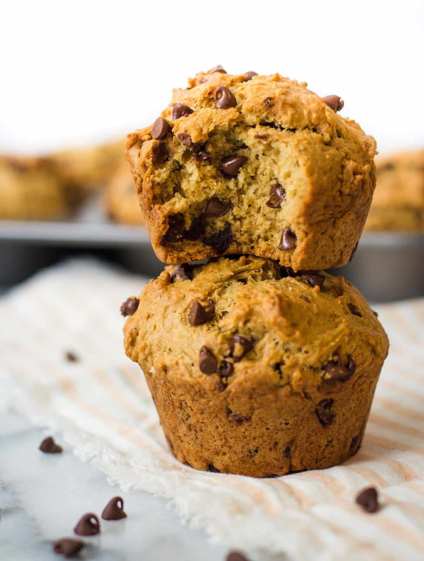 What Are The Ingredients For Chocolate Chip Muffins