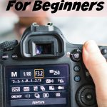 manual mode for beginngers