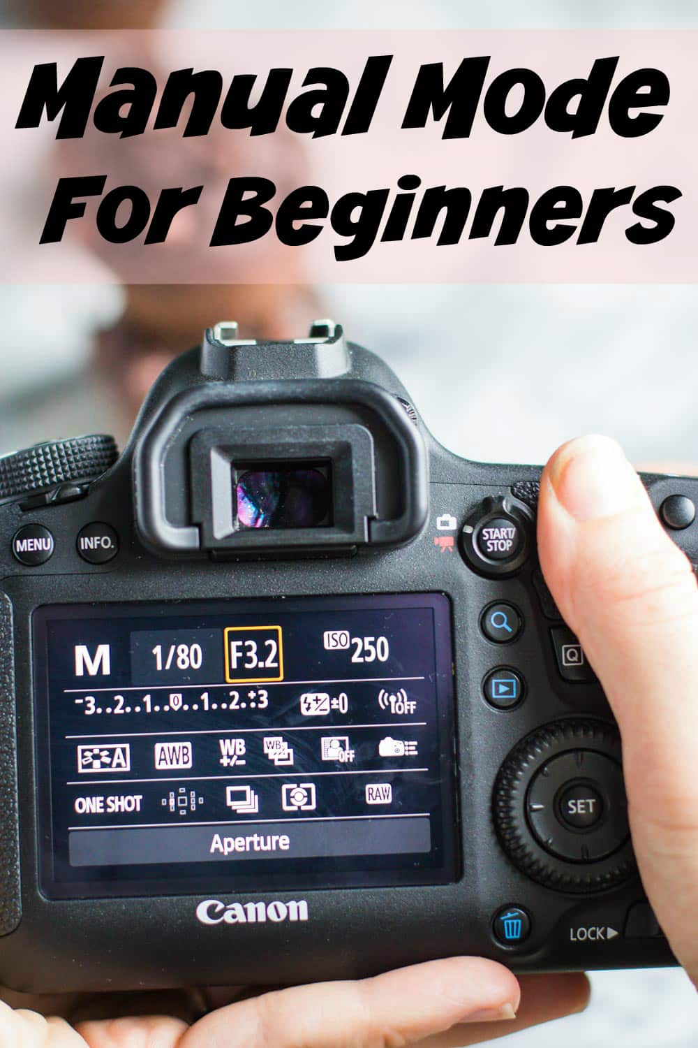 DSLR Manual Mode for Beginners | Food with Feeling