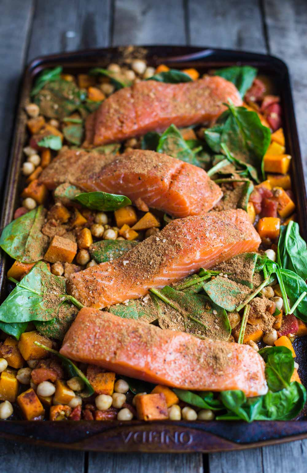 Morocco style salmon couscous recipes