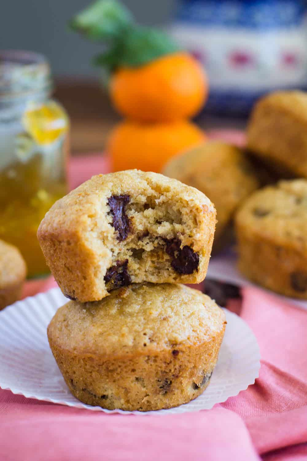 how to make simple chocolate muffins