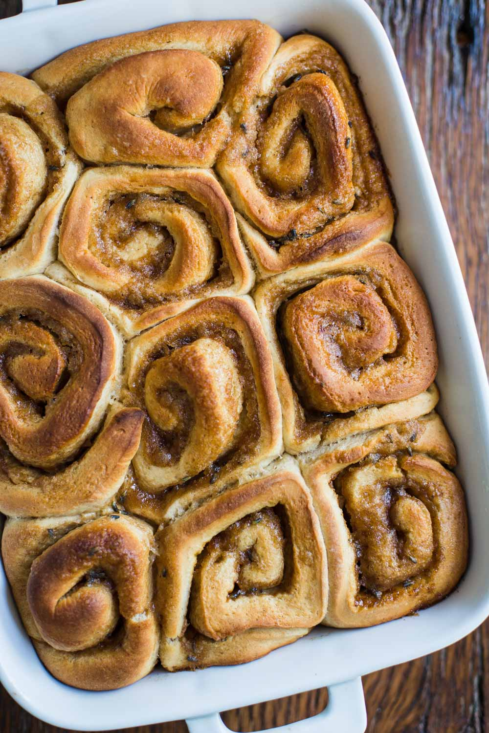 Lavender Cinnamon Rolls- this recipe is VEGAN and gluten free and completely delicious!!