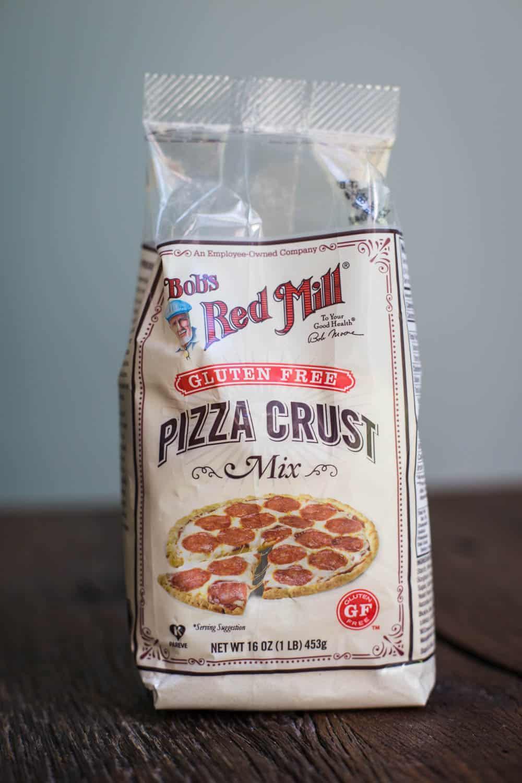 American Flag Dessert Pizza- Vegan & Gluten-Free!