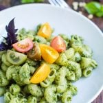 Vegan Pesto Pasta
