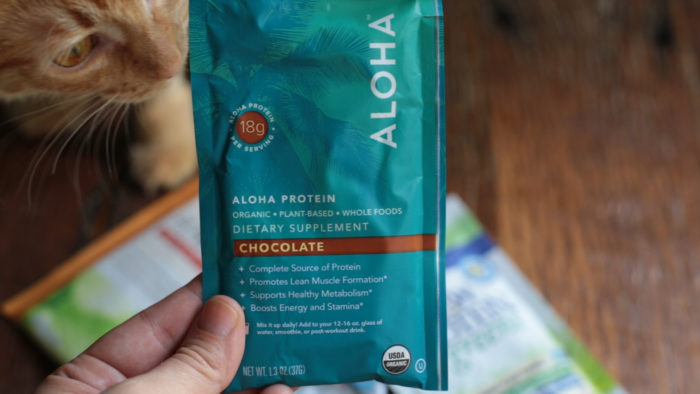 Reviewing Plant Based Protein Powder - Aloha Protein