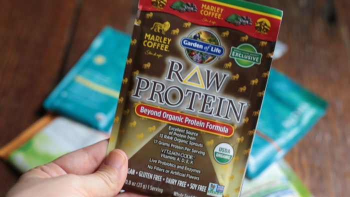Reviewing Plant Based Protein Powder- Gardens of Life Raw Protein